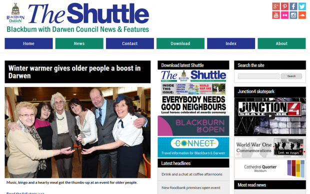 The Shuttle: Blackburn news